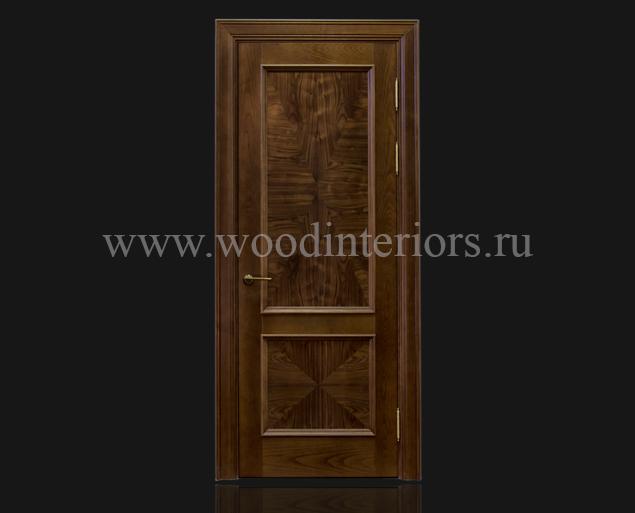 Дверь из дерева на заказ