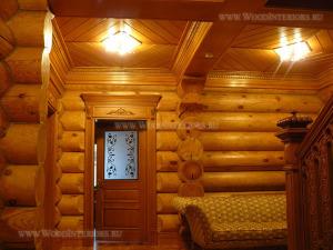 кессонный потолок. горки прихожая