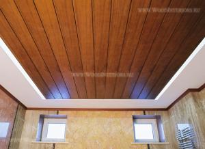 кессонный потолок. ксенинский потолок