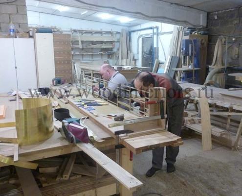 Стеновые панели из латуни. Процесс изготовления на производстве.
