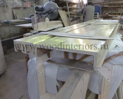 Стеновые панели из латуни. Процесс изготовления в цеху