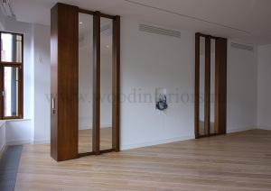 Стеновые панели из латуни. Староконюшенный