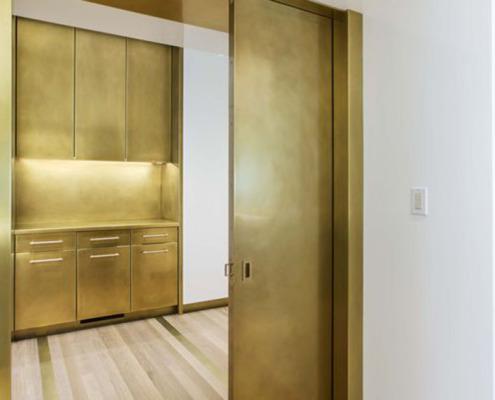 двери из латуни - 3