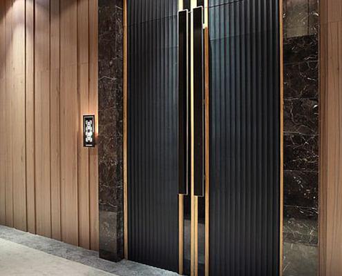 двери из латуни - 6