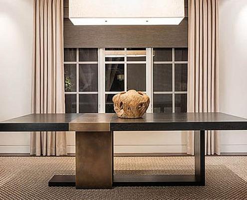 мебель из латуни - 3