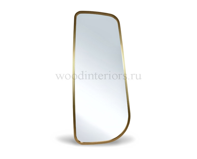 зеркало из латуни. Модель I1